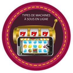 Types de machines à sous